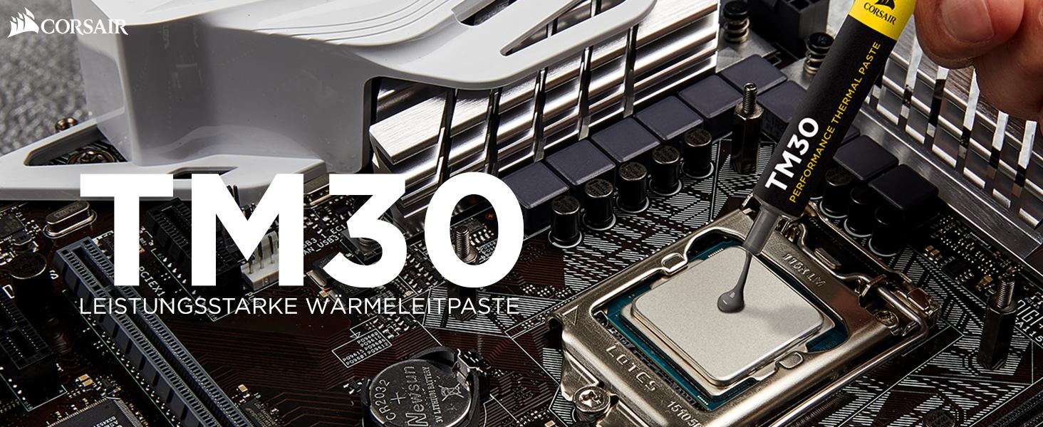 Corsair Tm30 Leistungsstarke Wärmeleitpaste Computer Zubehör