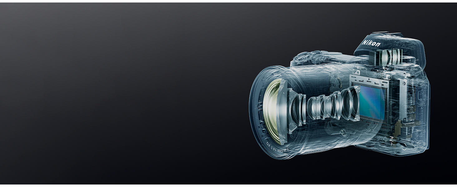 Z 7 IBIS in body image stabilization 5 axis