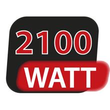 2100W