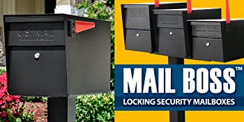 Locking Security Mailboxes