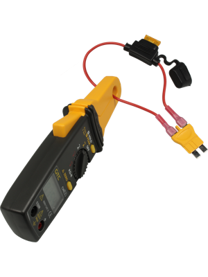 GTC060AT ATC/ATO Fuse Socket Connector with Pigtail and Clamp-Meter