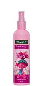 Palmolive Kids Detangling Spray Trolls Rose Kisses
