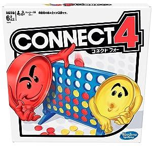 Hasbro ハズブロ ゲーム コネクトフォー Connect4