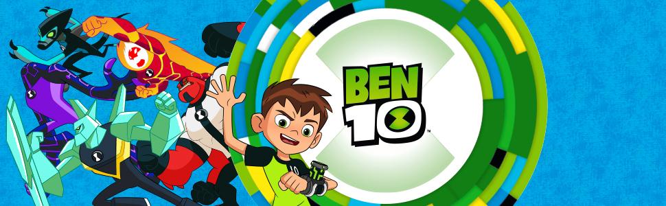 Amazon Com Ben 10 Basic Omnitrix Action Figure Playmates Toys Games