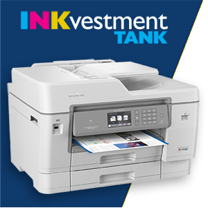 printer; all-in-one; inkjet; MFC-J6945DW; duplex; mobile; wifi; cloud; high; yield; ink; tank; nfc;