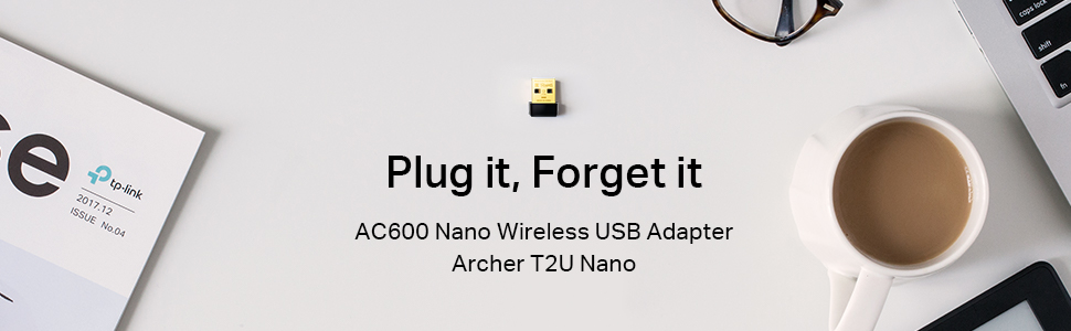 TP-LINK Archer T2U Nano 600Mbps Wireless USB Adapter Review- It kind of  works