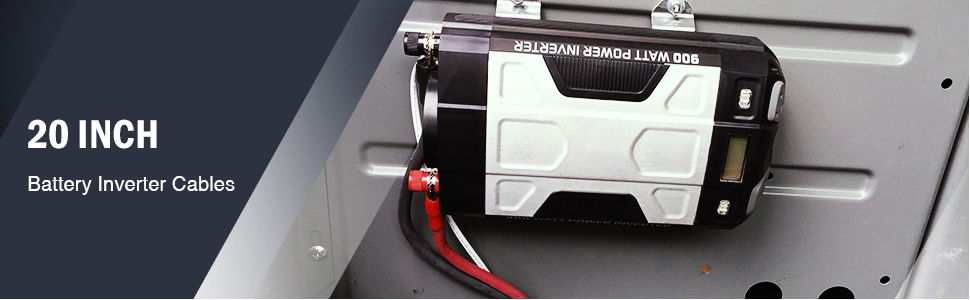 Battery Inverter Cables