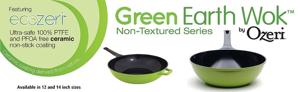 chef wok; cookware; crepe pan; dishwasher safe pan; fry pan; induction pan; omelette pan; pfoa free