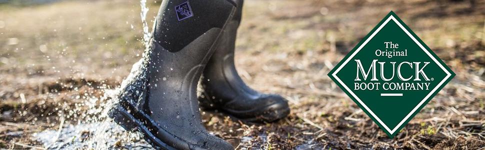 Amazon.com: Muck Boot Chore Rubber