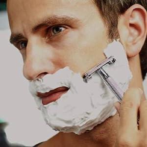 merkur, safety razor, double edge razor, classic shave, shave soap, shave brush, badger brush