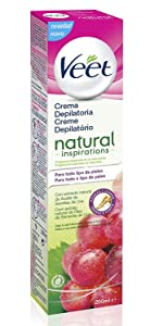 Spray Depilatorio · Crema Depilatoria de Ducha · Crema Depilatoria · Crema Depilatoria Natural Inspirations