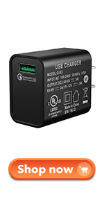quick wall charger