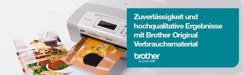 Brother Lc 1100bk Tintenpatronen Schwarz Bürobedarf Schreibwaren