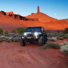 moab series;jeep;spot;cube;worklight;