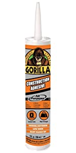Gorilla Construction Adhesive