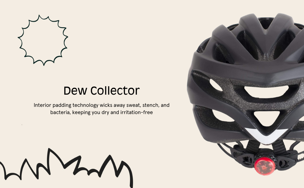 retrospec CM-3 Bike Helmet