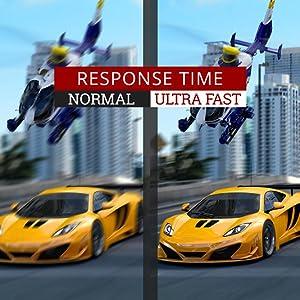 1ms MPRT response time