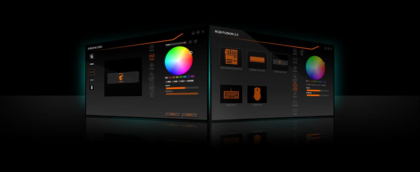 RGB Fusion Utility