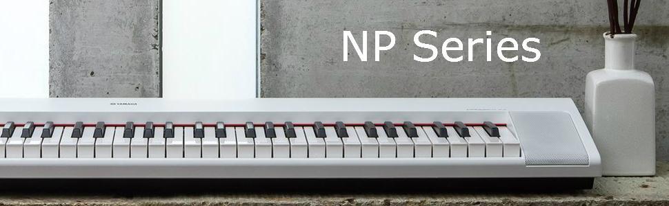 yamaha np 12b teclado electr nico 61 teclas 64 voces. Black Bedroom Furniture Sets. Home Design Ideas