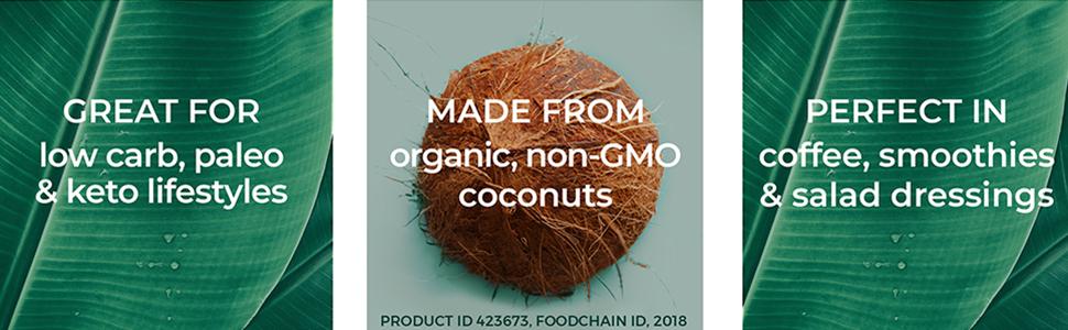 Amazon.com: Viva Naturals Aceite puro de coco (32oz ...