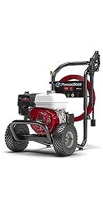honda power washer; power washer; pressure washer; honda pressure washer; 3300 psi; powerboss