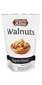 Walnuts - Organic, Plant-Based, Non-GMO, Vegan, Gluten-Free, Raw, Kosher