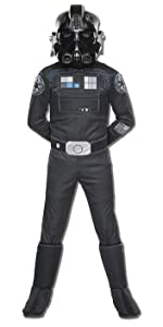 Amazon.com: Star Wars VII: The Force Awakens Deluxe Childs ...