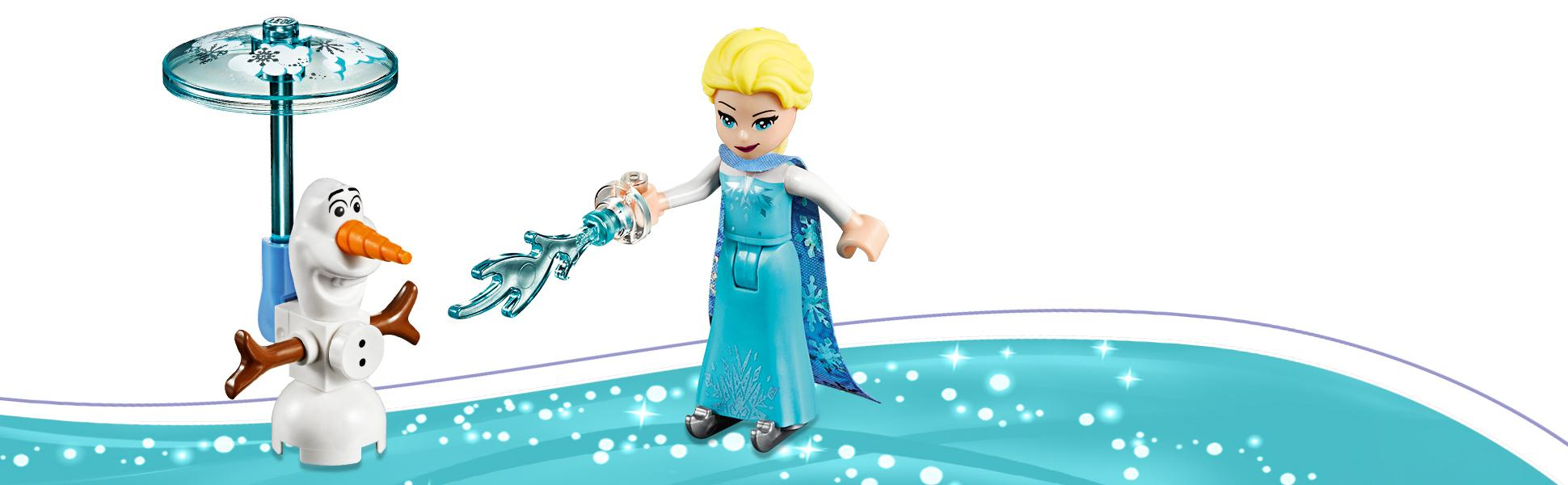 16c2805901aab LEGO Disney Frozen Elsa's Market Adventure 41155 Buildable Toy for Girls  and Boys