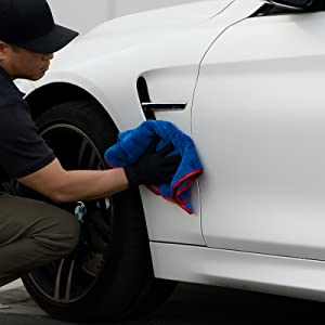 vendaje para neumáticos limpiador de vidrio Techniq Car Care Pack Limpiador Removedor de alquitrán de rueda,