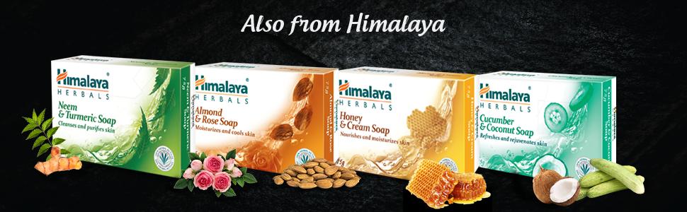 Himalaya Soaps; Neem soap; Almond soap; Honey soap; cucumber soap