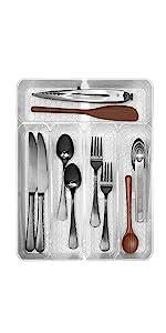 in drawer hexa utensil kitchen storage