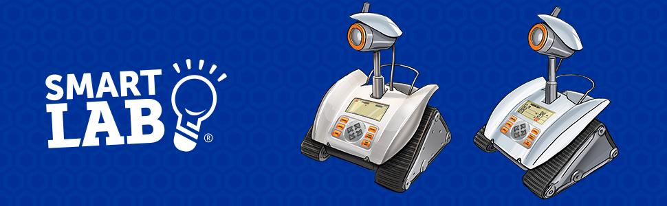 Amazon com: SmartLab Toys ReCon 6 0 Programmable Rover