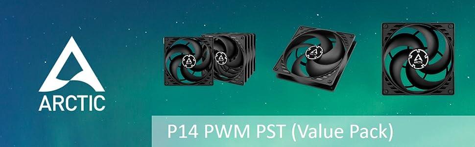 Arctic P14 PWM PST case fan