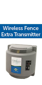 Wireless Containment Base Unit, Compatible Base Unit, Wireless Fence Transmitter