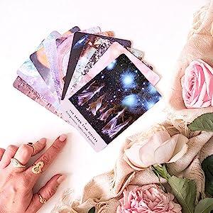 starseed oracle rebecca campbell danielle noel cards deck cosmic energy guidebook guidance beautiful