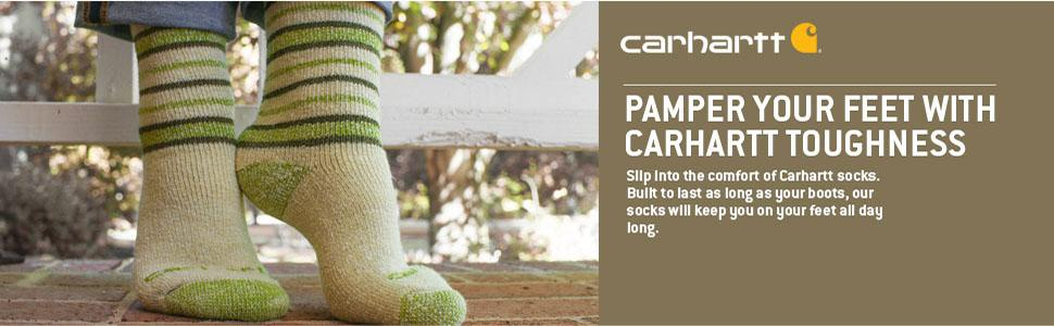 carhartt women's boot socks