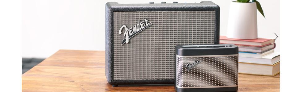 fender monterey bluetooth speaker musical instruments. Black Bedroom Furniture Sets. Home Design Ideas