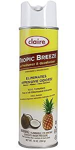 Handheld Air Freshener and Deodorizer