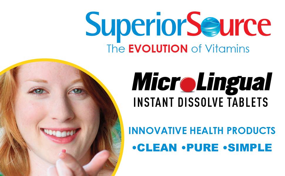complex vitamin fast dissolve vitamins mcg under tongue folic acid with instant energy one iu tablet