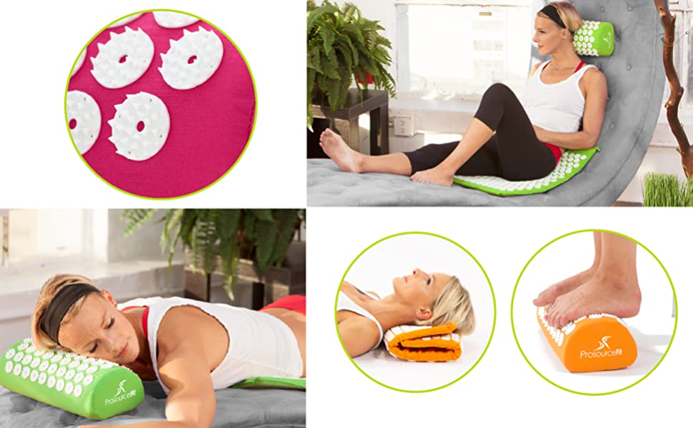 Pressure point relief, acupressure bed, acupressure therapy