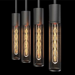 ceiling light;pendant light;lighting;light;hanging light fixture;flush mount;black;artika;milton