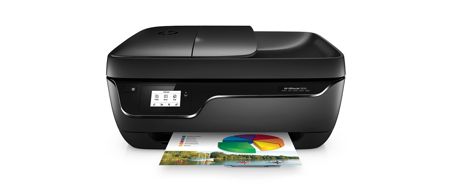 high-quality prints ADF reliable touchscreen instant ink quiet mode