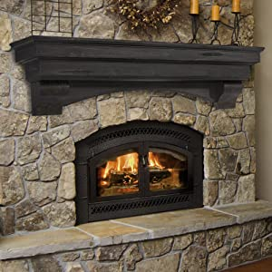 A Traditional Mantel Or Shelf Will Make Your Fireplace A Beautiful Focal  Point Of The Room