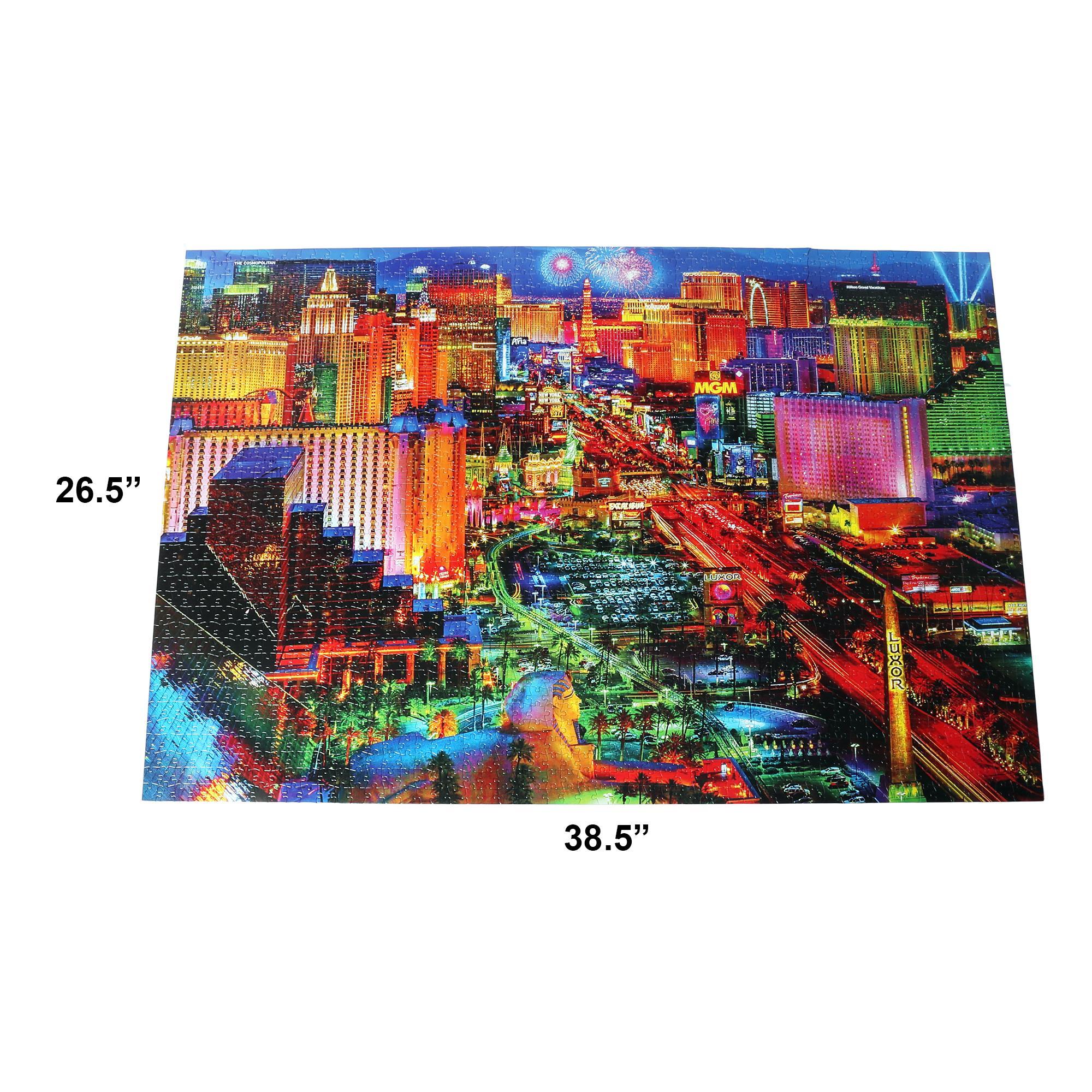 e709b307a528 Amazon.com  Buffalo Games - Cinque Terre - 2000 Piece Jigsaw Puzzle ...