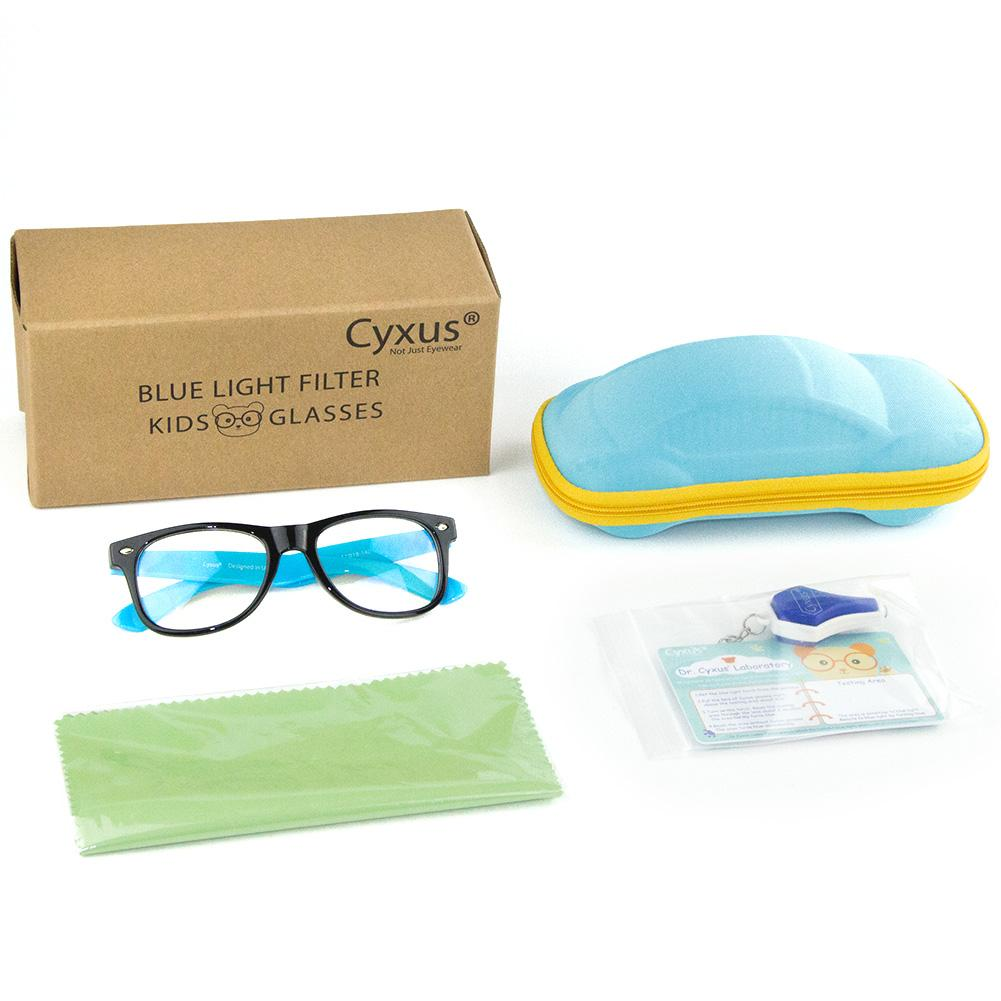 Amazon.com: Cyxus Blue Light Blocking Glasses for Kids and