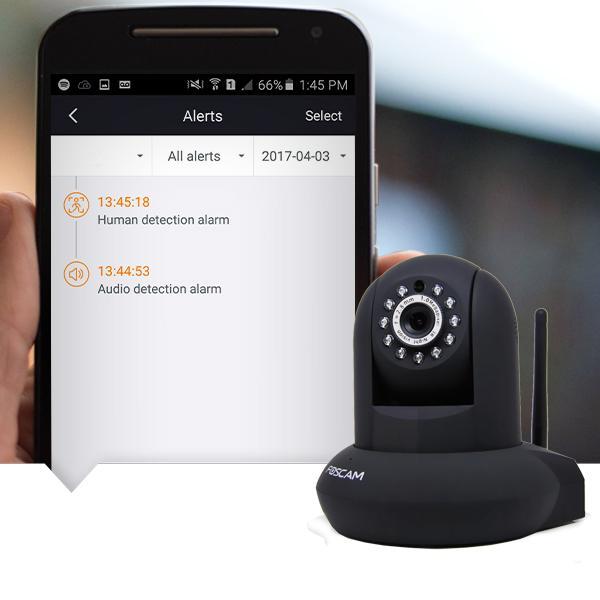 Amazon.com: Cámara de seguridad FI9821P, de la marca ...