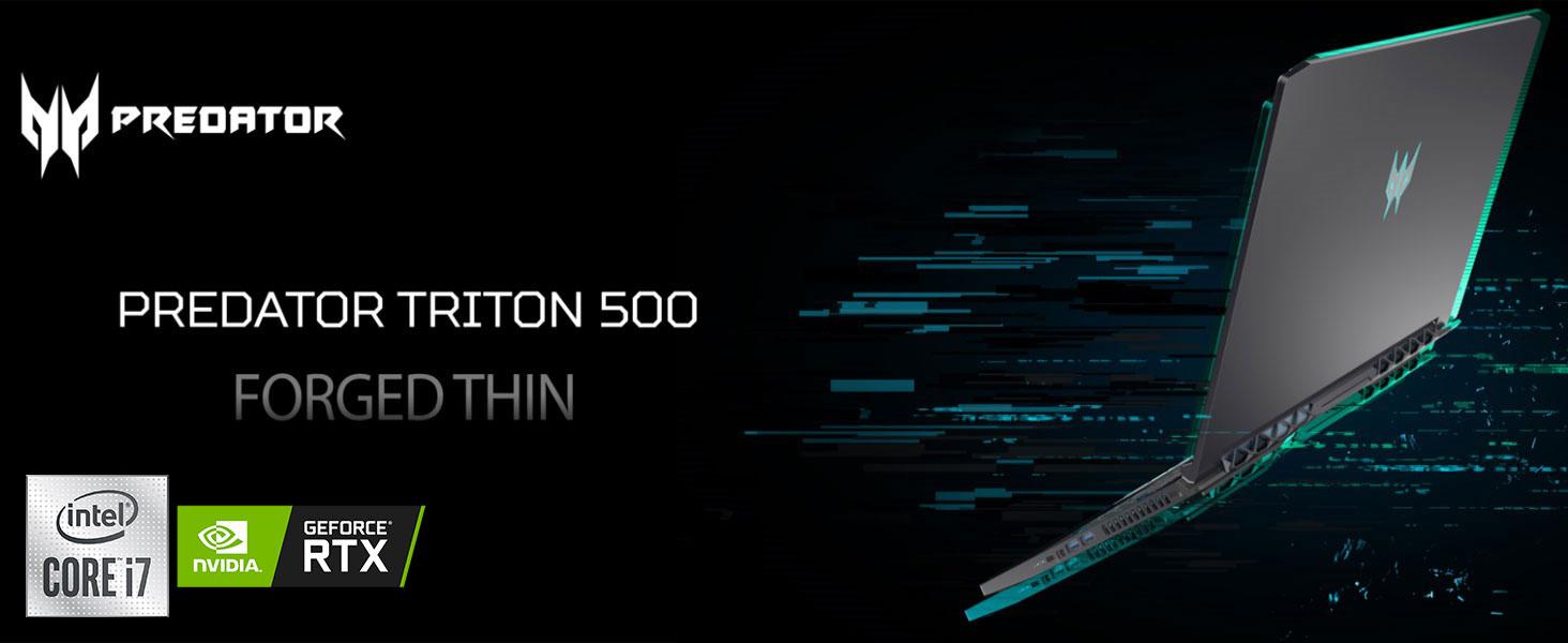 Predator Triton 10th i7-10750H NVIDIA RTX 2070 2080 Super MSI ASUS ROG Amazon Choice G-Sync 300Hz