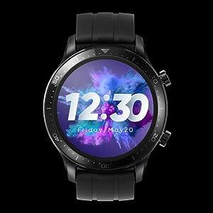 Large AMOLED Touchscreen