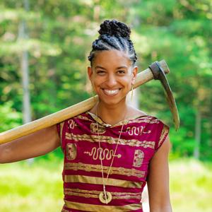 Leah Penniman, liberation, land, organic, farming, farming guide, justice, food system, equality