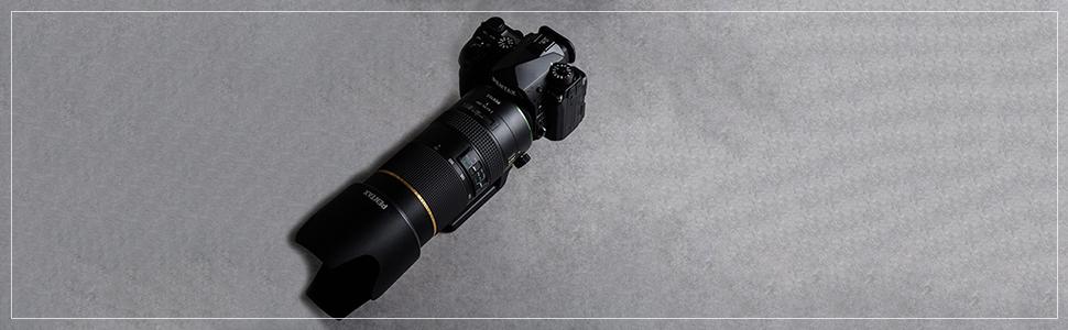 Hd Pentax D Fa 70 200 Mmf2 8ed Dc Aw Telezoomobjektiv Kamera